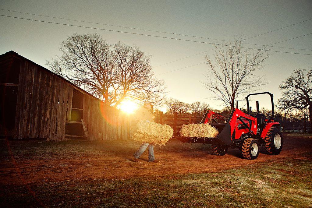 Sunrise hay-resizing