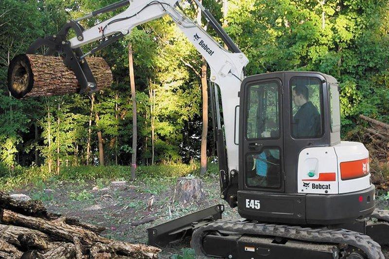 e45-compact-excavator