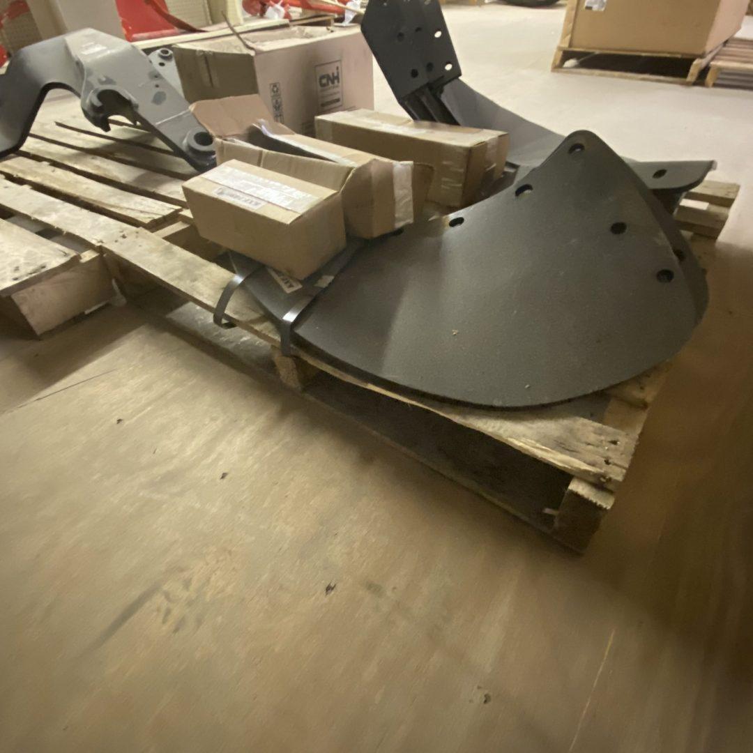 Impeller Wear Plates | KXF7890NE CM