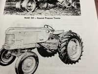 Case 350 Tractor Operator's Manual